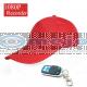 Red hat Hidden Camera Remote control 1080P Full HD tiny Pinhole spy hidden camera