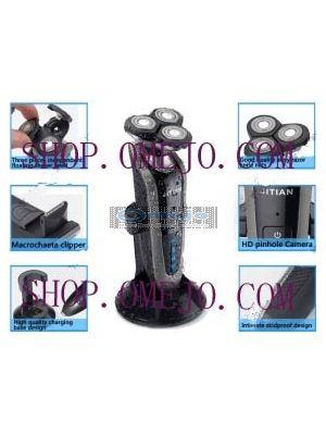 1280x720P HD Spy Camera Waterproof Spy Shaver Camera DVR 32GB 1280x720