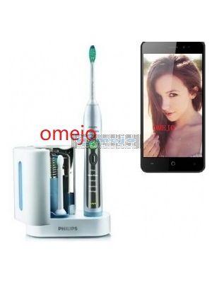Philips Sonic Toothbrush With a Sterilized Box Bathroom Spy HD Camera Wireless Spy Cell Phone DVR