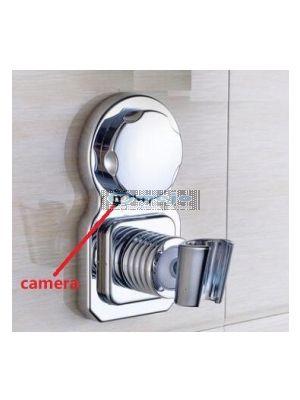 1080P Hidden Camera for Bathroom Waterproof Spy shower rack camera with 32G SD Card