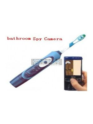 Wireless Toothbrush Camera And Wireless Spy Cell Phone Receiver