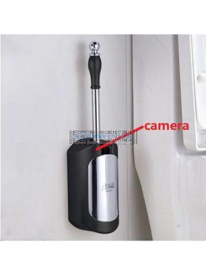 1080P HD Bathroom Spy Camera Toilet Brush Camera DVR Bathroom Spy Camera 32GB