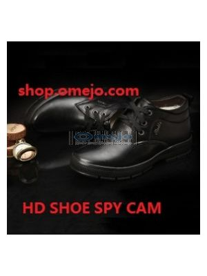 Men Shoes Hidden Spy Camera HD Digital CCD DVR Recorder Pinhole Camera 32GB